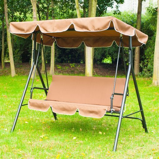 Current 3 Seater Swings With Frame And Canopy For Pin On Home Sweet Home (View 4 of 20)