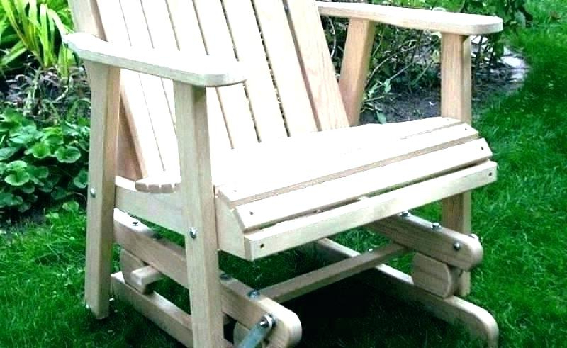 Current Wooden Rocking Bench – Sierraschool.co Intended For Rocking Glider Benches (Gallery 18 of 20)