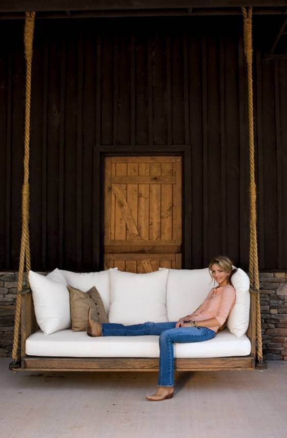 Day Bed Porch Swings Throughout Newest Porch Swing Woodworking Plans Twin Hanging Daybed Large (Gallery 13 of 21)