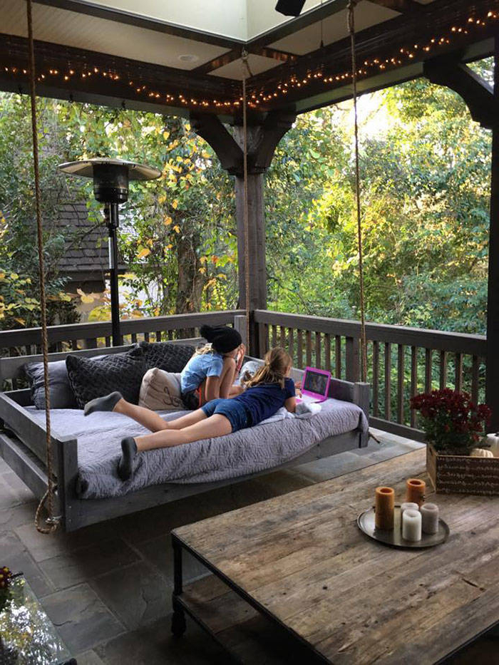 Daybed Porch Swings With Stand For 2019 Outstanding Photo Bedrooms Going Freak Out These Locally (View 20 of 20)