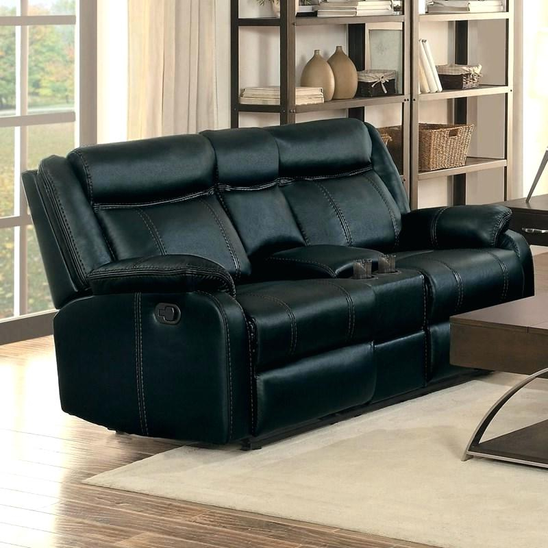 Double Glider Loveseats For Preferred Glider Recliner Loveseat Brown Damacio Power Reclining With (View 14 of 20)