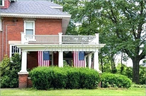 Famous American Flag For Porch – Trudielin (View 5 of 20)
