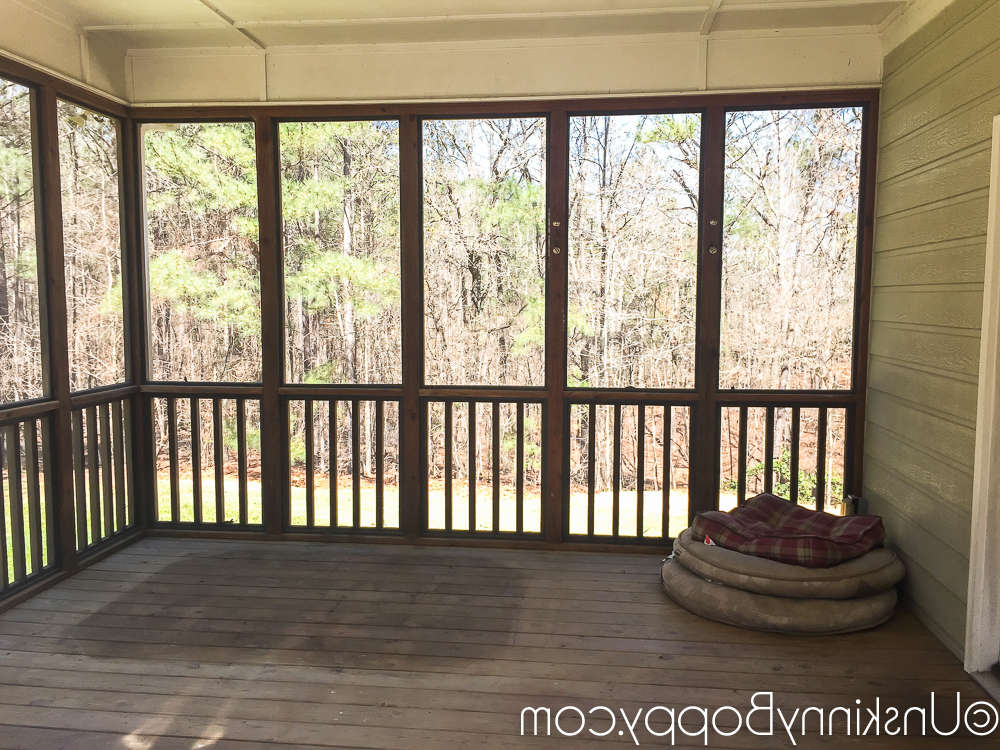 Famous Country Style Hanging Daybed Swings Regarding Fascinating Porch Screen Bedrooms Bedroom Designs Hanging (View 11 of 20)