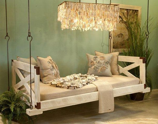 Fashionable Low Country Bed Swing With Sides (View 4 of 20)