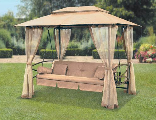 Fashionable Patio Gazebo Porch Swings With Free Diy Porch Swing Plans & Ideas To Chill In Your Front (Gallery 15 of 20)