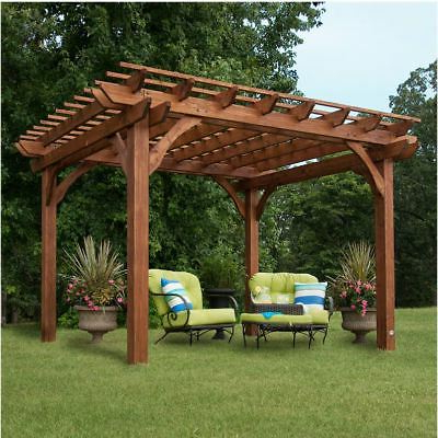 Favorite Backyard Discovery Patio Pergola Swing 3 Person Wood Frame Within 3 Person Natural Cedar Wood Outdoor Swings (View 12 of 20)