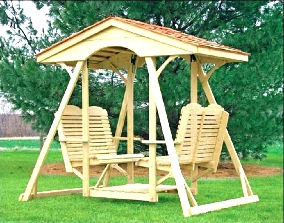 Favorite Wicker Glider Outdoor Porch Swings With Stand Regarding Wooden Porch Swings Lowes – Thehimalaya (Gallery 18 of 20)