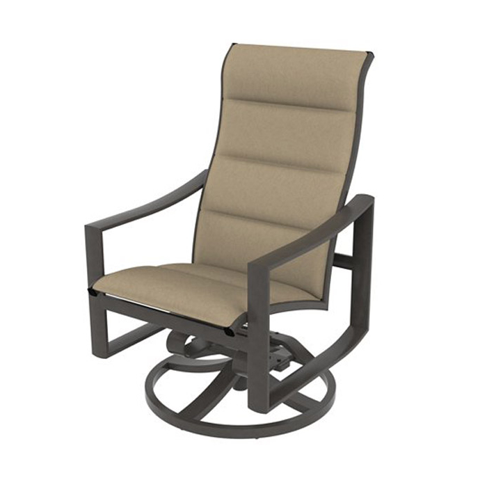 Fishbecks Patio Within Sling High Back Swivel Chairs (View 5 of 20)