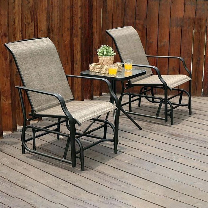 Glider Porch Swing – Caregivermonday Intended For Popular Outdoor Patio Swing Glider Bench Chairs (View 7 of 20)