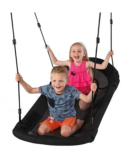 Grandoh Nest Swing With Adjustable Ropes (sensory Swing) Throughout Most Up To Date Nest Swings With Adjustable Ropes (View 2 of 20)