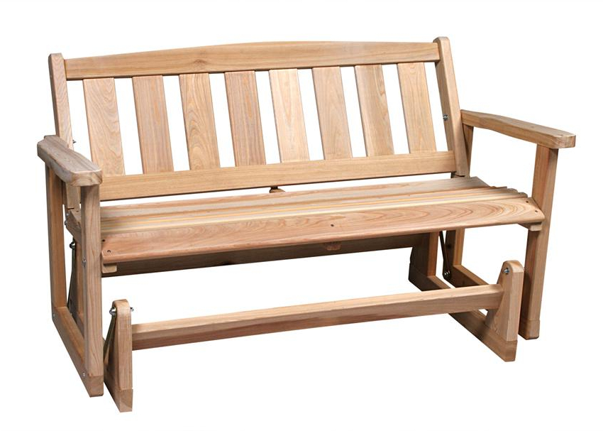 Hardwood Porch Glider Benches Pertaining To Preferred Free Wood Bench Glider Plans ~ Woodworking House Plans (View 18 of 20)
