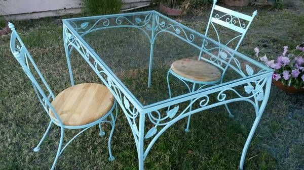 Iron Patio Furniture (View 5 of 20)