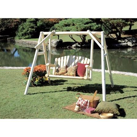 Latest A4 Ft Cedar Pergola Swings Throughout Cheap Cedar Swing Sets, Find Cedar Swing Sets Deals On Line (View 13 of 20)