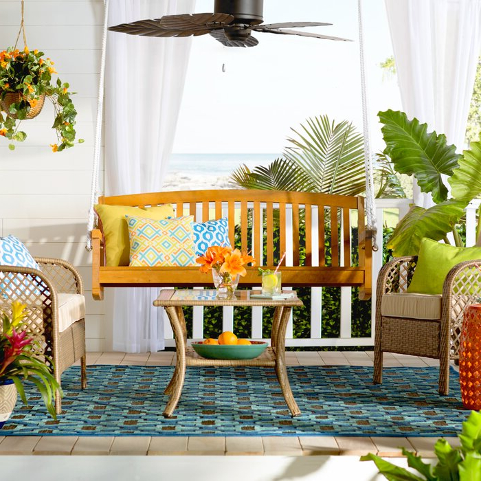 Latest Bristol Porch Swings Pertaining To Bristol Porch Swing (View 6 of 20)