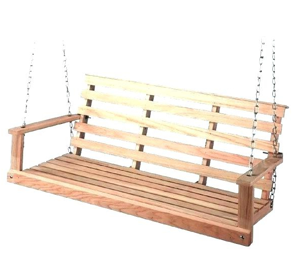 Latest Nautical Porch Swings Pertaining To Porch Swing Dimensions – Layladecor (View 15 of 20)