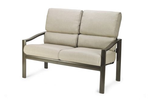 Loveseats – Categories Intended For Best And Newest Padded Sling Loveseats With Cushions (View 18 of 20)