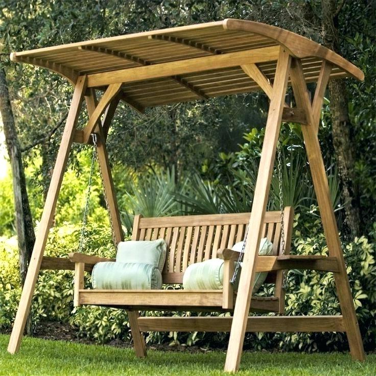 Metal Porch Swing – Tvsmart.co Regarding Latest Patio Gazebo Porch Swings (Gallery 14 of 20)