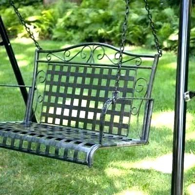 Metal Porch Swings For Sale – Adamhomedecor.co Intended For Most Recent Outdoor Porch Swings (Gallery 19 of 20)