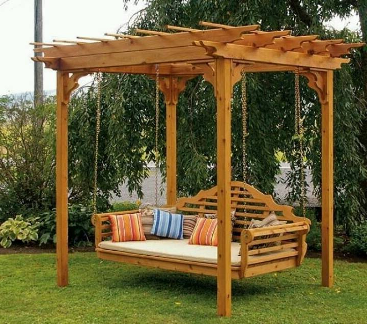 Most Current Patio Gazebo Porch Swings Inside Patio Gazebo Porch Swing Canopy Outdoor Bench Plans Set (View 19 of 20)