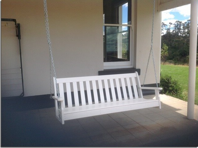 Most Current Vineyard Porch Swings Throughout Polywood Outdoor Furniture Store (Gallery 14 of 20)