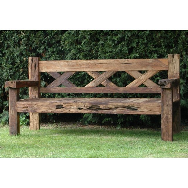 Most Current Wood Garden Benches Throughout Outdoor Benches (Gallery 1 of 20)