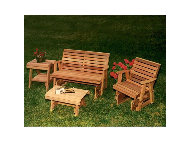 Most Popular Classic Glider Benches With Regard To Creekvine Designs Cedar Classic Rocking Glider Furniture (View 10 of 20)