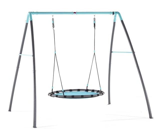 Most Popular Plum Play Nest Swing With Stand And Mist – Starfish Inside Nest Swings With Adjustable Ropes (View 19 of 20)