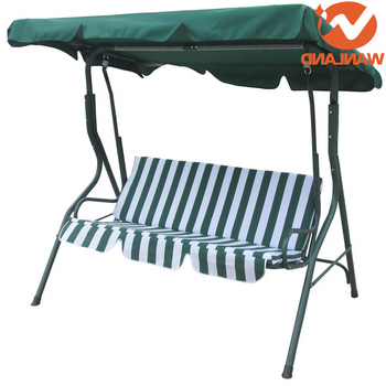 Most Recent 3 Seat Pergola Swings Within Garden Steel 3 Seater Swing For Hot Sale – Buy 3 Seater Swing,steel Garden Swing,outdoor 3 Seater Garden Swing Product On Alibaba (View 19 of 20)