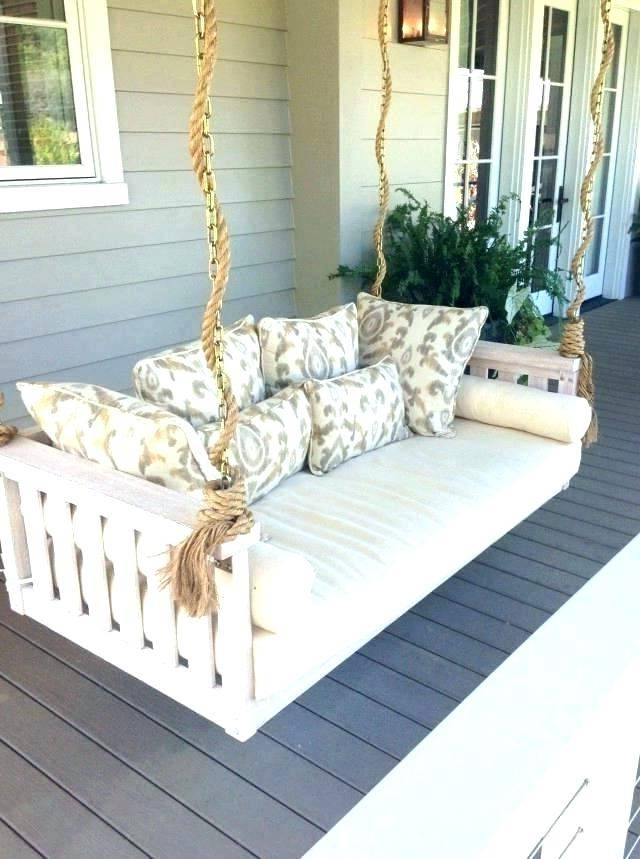 Most Recent Patio Hanging Porch Swings Within Patio Architectures Bedrooms Delectable Outdoor Daybed Swing (Gallery 1 of 20)