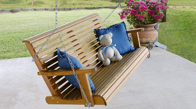 Most Recently Released Outdoor Wood Furniture, Outdoor Patio Furniture, Deck Inside Low Back Glider Benches (View 9 of 20)