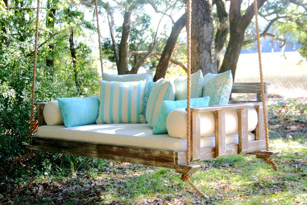 Most Recently Released Superb Wooden Porch Swings Farmhouse Swinging Most With Outdoor Porch Swings (View 10 of 20)