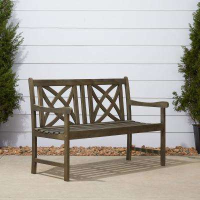 Most Up To Date Iron Grove Slatted Glider Benches Inside 30 – 36 – Patio Furniture – Outdoors – The Home Depot (View 16 of 20)