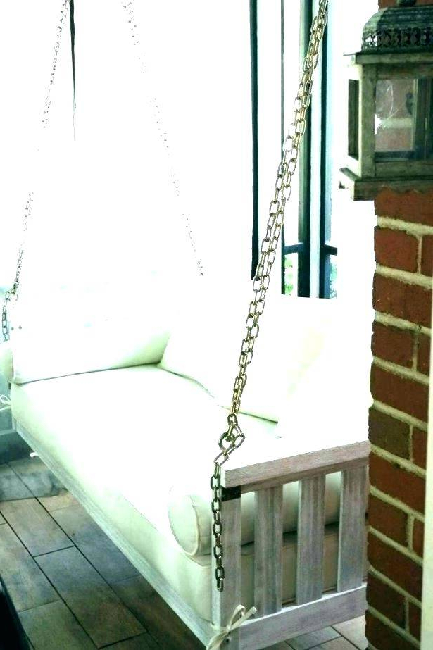 Most Up To Date Surprising Swings Magnolia Porch Patio Swing Midtown Single With Hanging Daybed Rope Porch Swings (View 18 of 20)