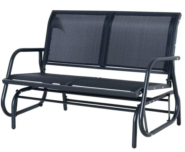 Outdoor Glider Chair Grey Free Plans – Hatankala (View 19 of 20)