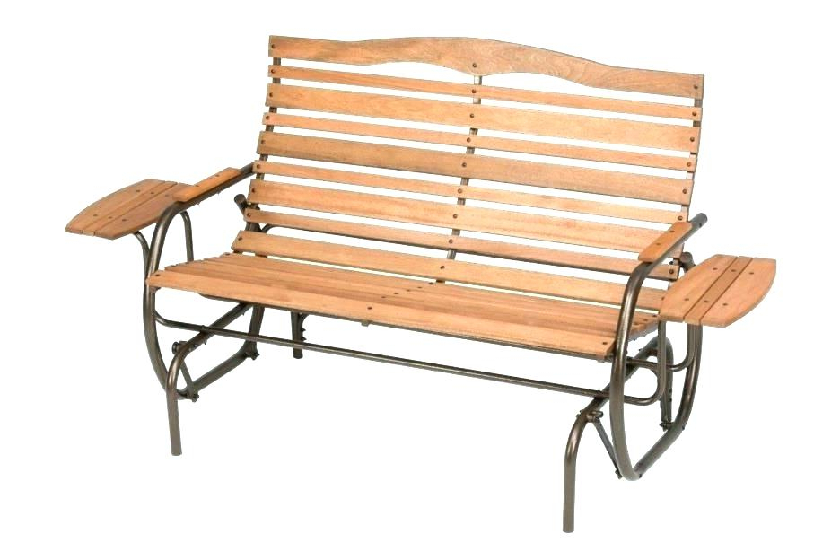 Outdoor Glider Chairs – Gueadi In Trendy Teak Outdoor Glider Benches (View 18 of 20)