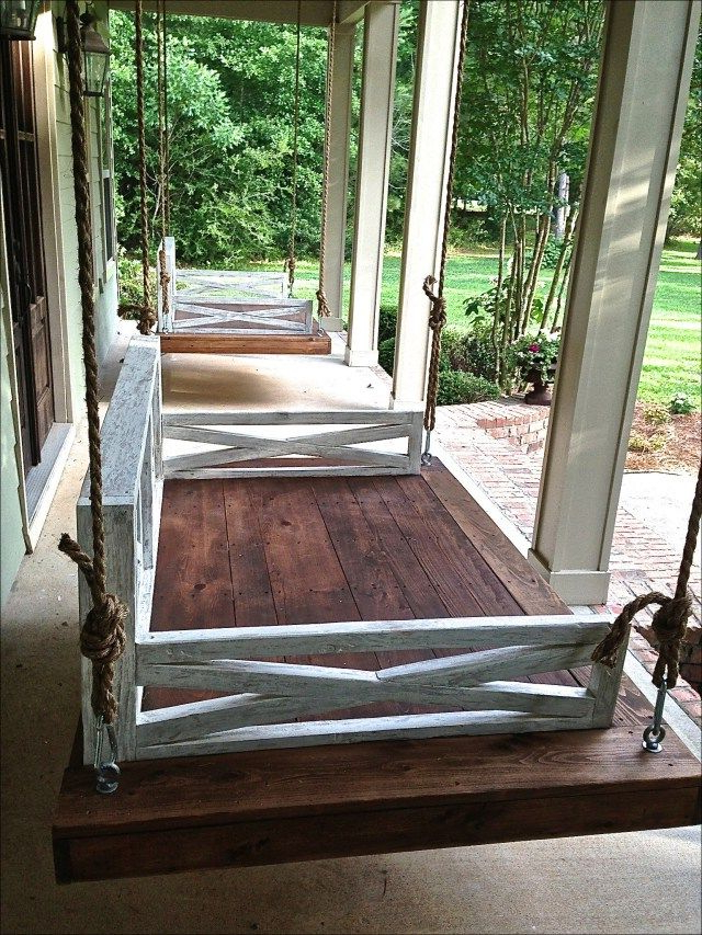 Outdoor Porch Bed, Porch Bed (View 17 of 20)