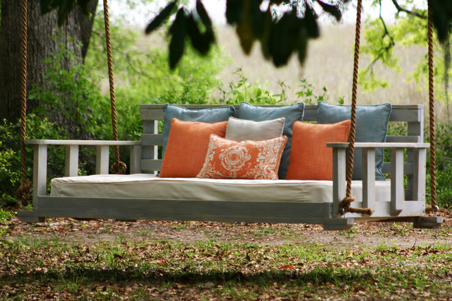 Outdoor Porch Swings Pertaining To Favorite Room 4 Interiors: Modern Outdoor Porch Swings (View 8 of 20)