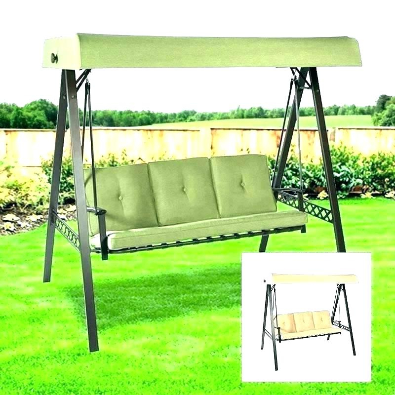 Patio Double Glider – Sigpot Inside Current Iron Double Patio Glider Benches (View 14 of 20)