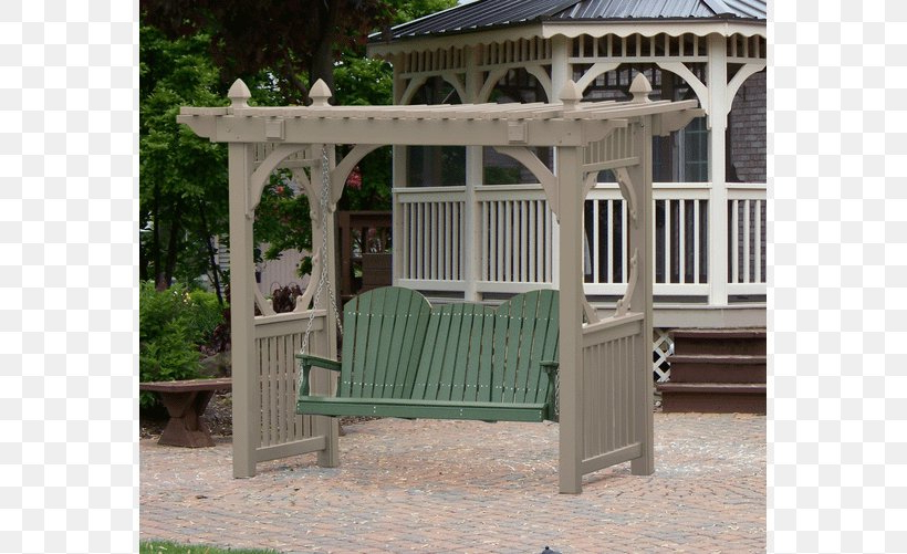 Pergola Swing Glider Furniture Porch, Png, 768x501px Within 2019 Patio Gazebo Porch Swings (View 12 of 20)