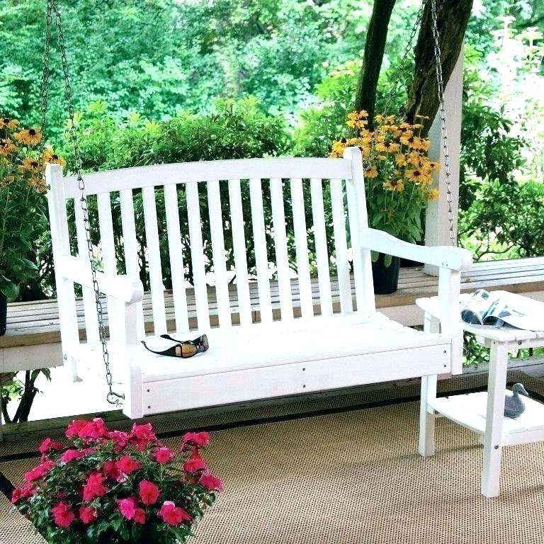 Plain Porch Swings With Well Known Plastic Porch Swing – Webuilt (Gallery 15 of 20)