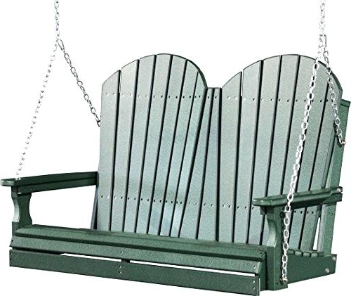 Polywood Porch Swing – Amiciperibaffi Intended For Newest Vineyard Porch Swings (View 15 of 20)