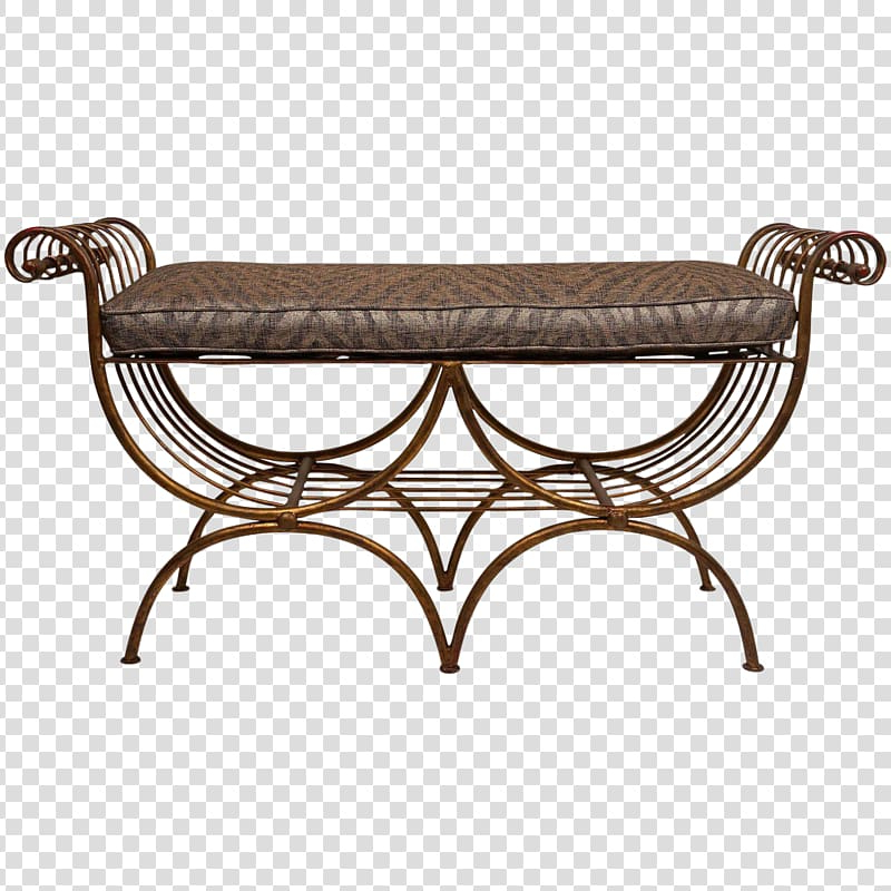 Popular Glider Benches With Cushion Regarding Glider Table Cushion Bench Chair, Table Transparent (View 17 of 20)