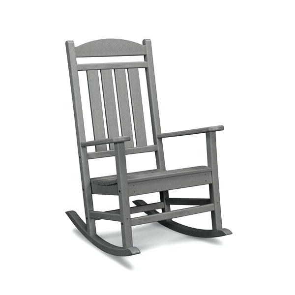 Porch Glider Chair – Thecullisoncollection With Most Current 1 Person Antique Black Steel Outdoor Gliders (View 19 of 20)