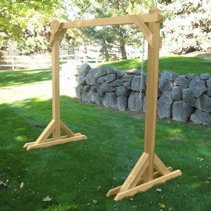 Porch Swing Frame, Outdoor (View 3 of 20)