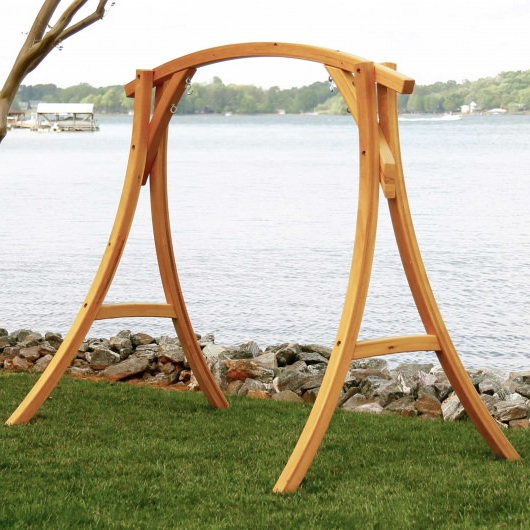Featured Photo of Porch Swings With Stand