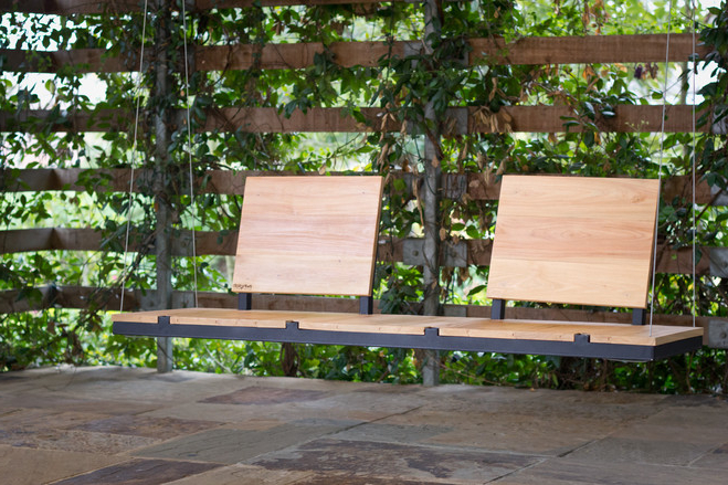 Porch Swings To Sway The Summer Away – Wsj For Newest Porch Swings (View 19 of 20)