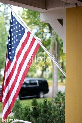 Preferred American Flag Porch Swings In American Flag For Porch – Trudielin.co (Gallery 10 of 20)