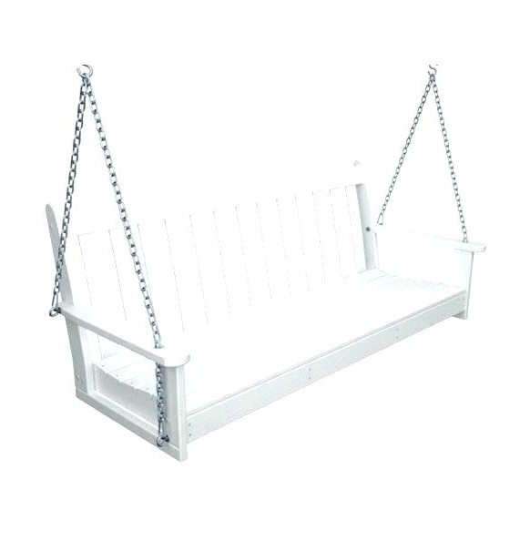 Preferred Polywood Porch Swing – Founderware (View 16 of 20)