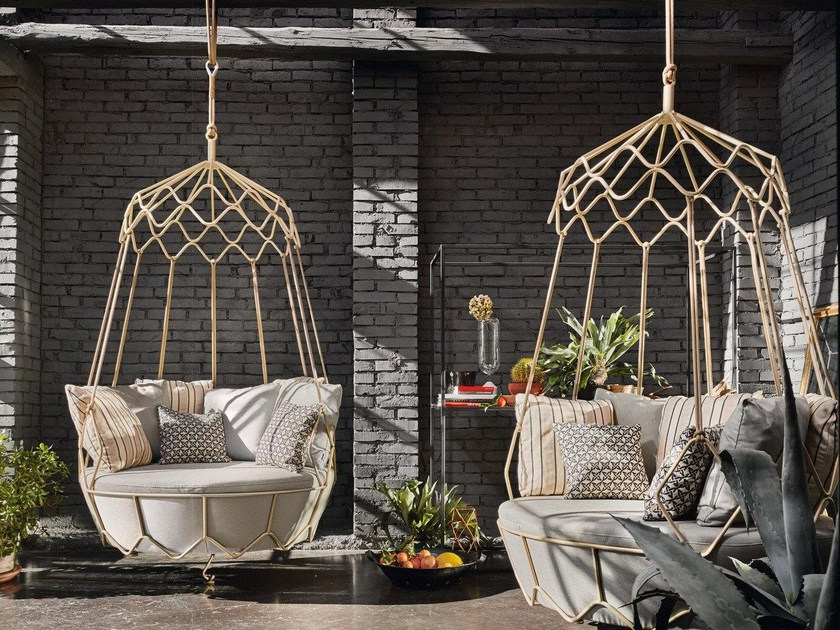 Rattan Garden Swing Chairs With Most Recent Gravity (Gallery 19 of 20)