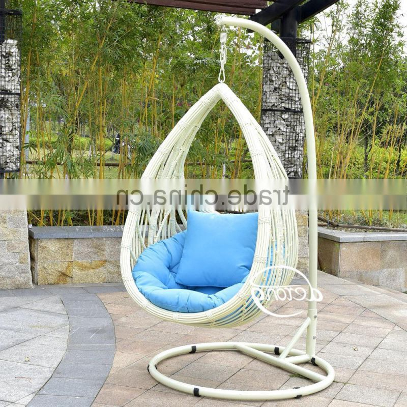 Recent Garden Leisure Outdoor Hammock Patio Canopy Rocking Chairs Intended For Trade Assurance Alibaba Leaf Design Garden Patio Furniture (View 13 of 20)